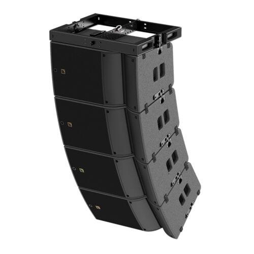 (Vlieg)beugels speakers