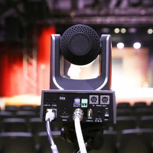 Livestreaming / Camera's