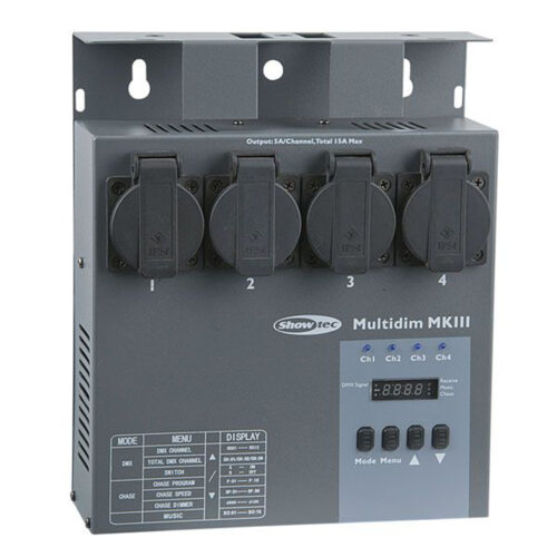 Dimmers & switchpacks